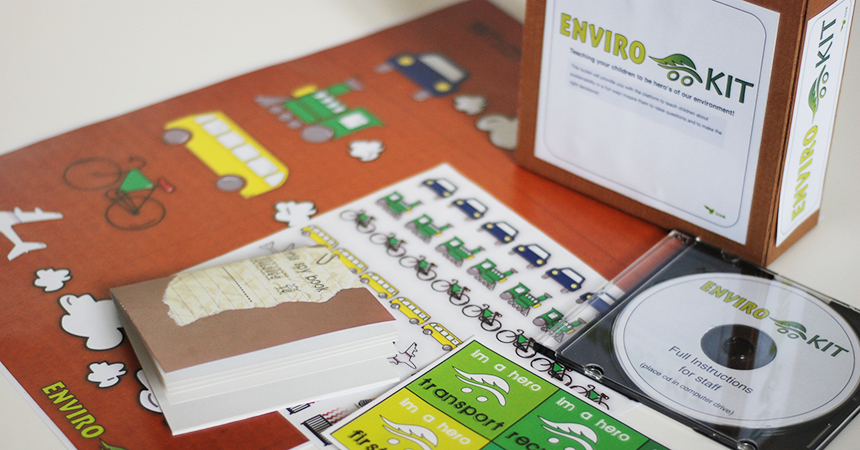 Envirokit Tools for Schools