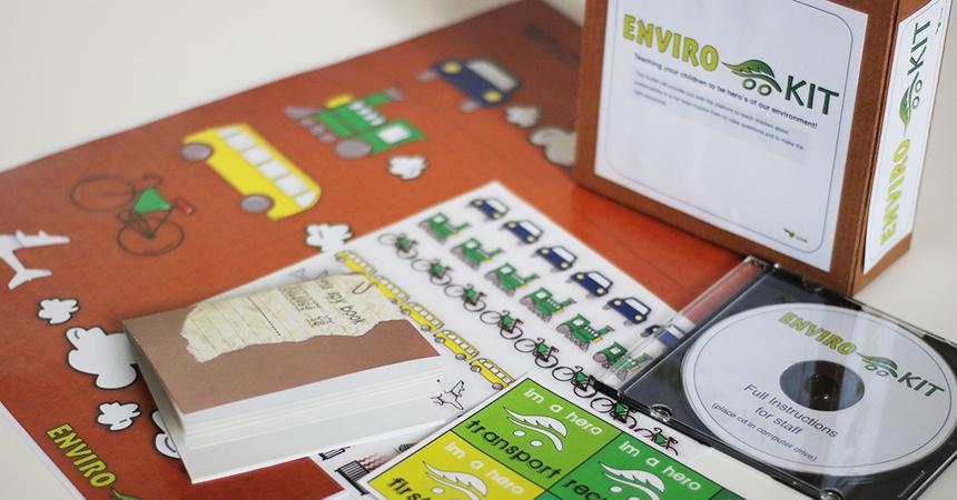 Envirokit Tools for Schools